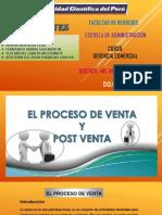 El Proceso de Venta y Post-Venta