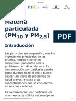 Materia Particulada PM 2_5 - MurciaSalud- FALTA de COMPLETAR