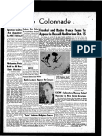The Colonnade, October 12, 1957