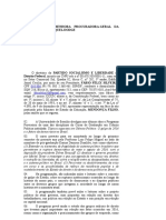 Representação do PSol-DF contra o ministro da Educação