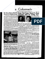 The Colonnade, March 1, 1958