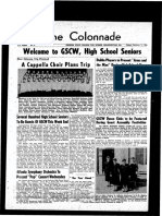 The Colonnade, February 14, 1958