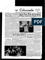 The Colonnade, October 10, 1959