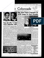 The Colonnade, February 20, 1959