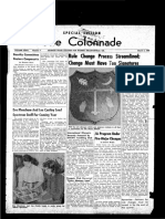The Colonnade, February 19, 1960