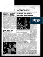 The Colonnade, March 5, 1960