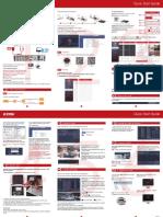 Ahd Dvr & Tvi Dvr Quick Start Guide