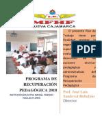 PRA 2018 x