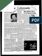 The Colonnade, April 1, 1961