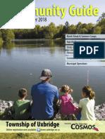 2018 Spring Summer Community Guide