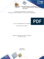 Identificación Del Sistema 16-01 (2018)