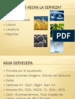 Resumen Materias Primas y Proceso USCO
