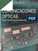 Comunicaciones Opticas Conceptos Esenciales