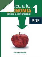 Crítica a La Economía Aplicada Convencional. 2 Ed.