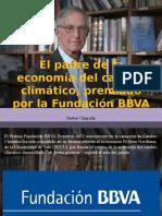 Nestor Chayelle - El Padre de La Economía Del Cambio Climático, Premiado Por La Fundación BBVA