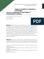 O Uso de Tecnologias Por Familias de Agricultores Uma Reflexao Metodologica