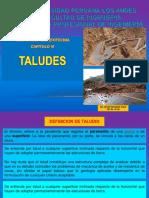 Clases Vi Talud Geotecnia