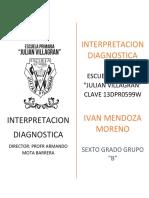242782242 Interpretacion Diagnostica Docx