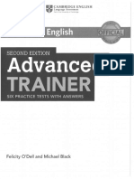 Advanced Trainer [2nd Ed]