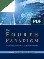 El Cuarto Paradigma