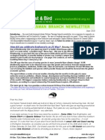 June 2010 Nelson-Tasman, Royal Forest and Bird Protecton Society Newsletter