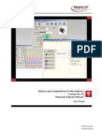 Software Information Electrocraft Manual