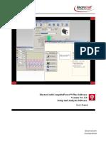Software Information Electrocraft Manual