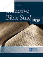 PMI IBStudyOverview 1-Sheet