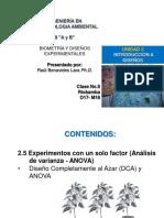 Clase No. 8 - u2 Dbc - Anova - Byde - 9abiba o17-m18