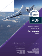 Cranfield Aerospace Course Brochure