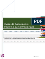 4Apunte a - Introduccion a Las Neurociencias y Neurosicoeducacion II