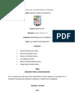 SEV - ULVR- Encuesta para la investigación..docx