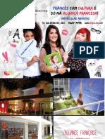 Présentation Alliance Française de Belém 2016