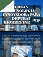 Atahualpa Fernández - Crean Tecnología Innovadora Para Depurar Biorrefinerías