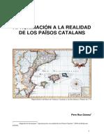 Aproximacion a La Realidad de Los Paisos Catalans