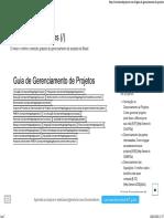 Guia de Gerenciamento de Projetos