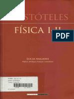 Aristóteles. Física, Livros i e II