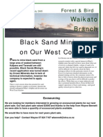 July 2005 Waikato, Royal Forest and Bird Protecton Society Newsletter