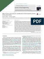 Saffar i 2014 lactic acid production
