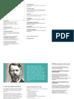 Triptico historia de administracion de empresas