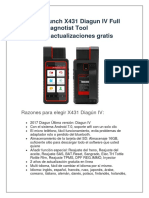 Launch X431 Diagun IV Full System Diagnotist GPORT