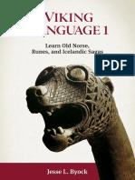 Viking Language 1 - Learn Old Norse Rune