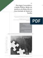 Bibliografia complementar_Psicologia Comunitária e a saúde pública relato de experiencia da prática psi em uma unidae básica de saúde.pdf