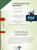 Mediciones Unidad 1