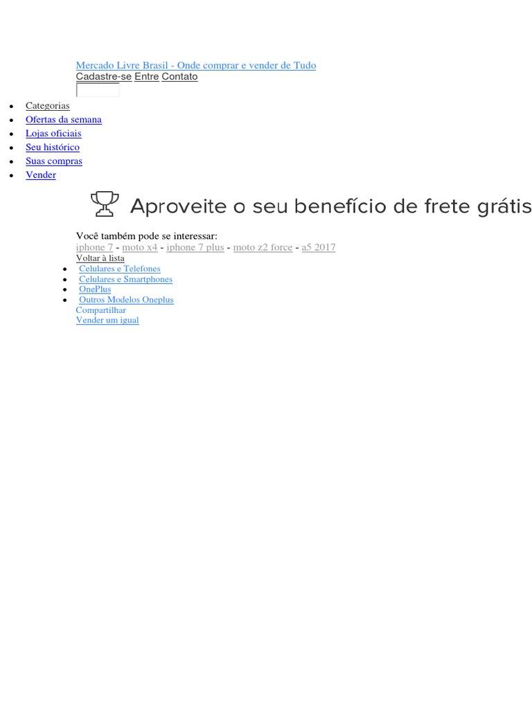86b24020d18 Mercado Livre Brasil