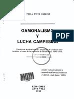 Sylva Paola Gamonalismo y Lucha Campesina