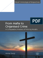 From Mafia to Organised Crime a Comparative Analysis of Policing Models