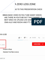 Bbma Zero Loss Zone Entry