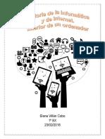 Historia de La Informática y de Internet. Interior de Un Ordenador