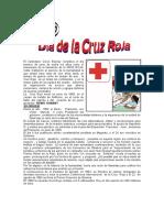 01 de JUNIO - Día de La Cruz Roja